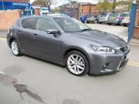 Lexus CT 200h 1.8 ( 136bhp ) E-CVT Advance