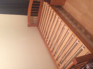 Bed frame for sale & cheap!