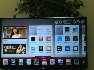 """47""""LG Led smart tv"""