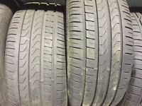 225/45/17 part worn tyres
