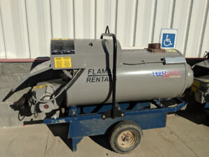 Frost Fighters Industrial Heaters