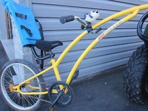 vélo enfants giraf trail a bike