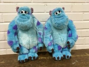 "11""x 15"" Disney Soft Toy Sulley from Monsters, Inc"