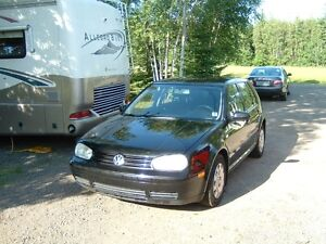 2003 Volkswagen Golf gls Hatchback never smoked in