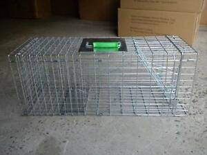 Humane Animal Trap or Pet Transporter Cage - $15 ⁄week to hire Sydenham Marrickville Area Preview