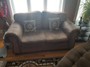 Sofa fauteuil a vendre, Sofa love seat for sale