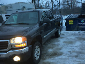 2005 GMC Sierra 1500 Sle Pickup Truck certified and etested