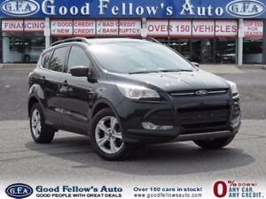 2014 Ford Escape SE MODEL, 4WD, REARVIEW CAMERA, 1.6 L, ECOBOOST