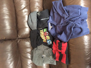 Boys brand name lot of clothes