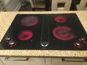 Jean Air 30'' cooktop