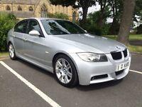 2007 (57) BMW 320d MSport / 85k FSH / 1 Owner / 12 months MoT / 3 Mth Warranty