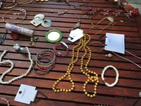 Job lot jewellery