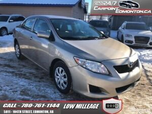 2009 Toyota Corolla CE...AUTO...ONLY 68000 KMS!!  - Local