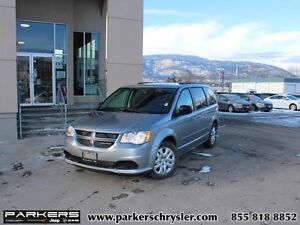 2016 Dodge Grand Caravan SXT   - HITCH - STOW'N'GO - BLUETOOTH