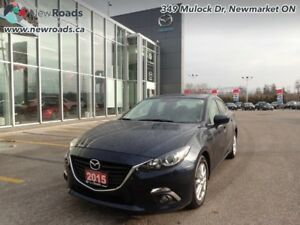 2015 Mazda Mazda3 GS - Bluetooth - $111.01 B/W