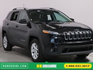 2016 Jeep Cherokee North MAGS BLUETOOTH CAMERA RECUL HAYON A OUV