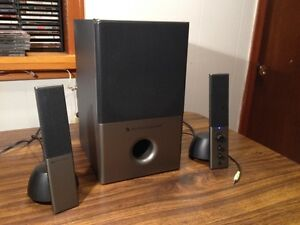 Altec Lansing VS-4121 Multimedia System