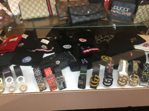New Gucci Shirts Belts and hats also gucci spring jackets