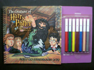 The Magic of Harry Potter and the Sorcerer's Stone Deluxe Colori