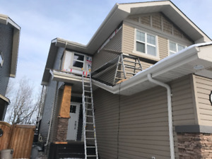Siding repairs, new installations and renovations