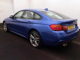 2015 BMW 4 SERIES 435d xDrive M Sport 5dr Auto [Professional Media]