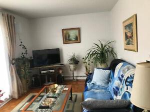 2 bedroom apartment to rent in Brossard