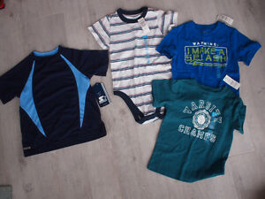 boys t-shirts new with tags size 4