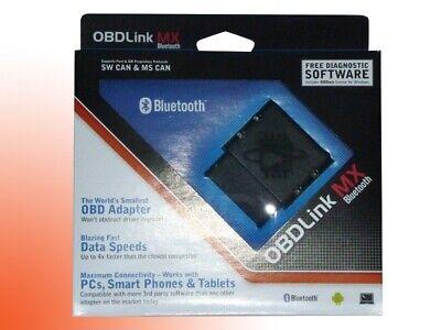 OBDLink MX BlueTooth OBD Scanner/Adapter