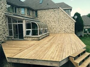 Decks starting at $5/square foot. Limited time only! Kitchener / Waterloo Kitchener Area image 2