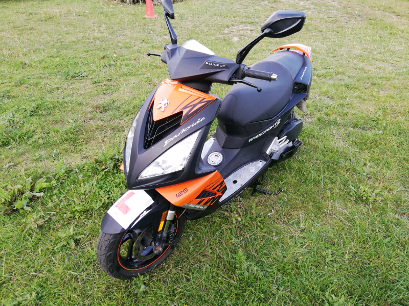 Peugeot Speedfight 3 ,125 cc  2015 | in Harlow, Essex | Gumtree