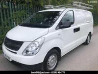 HYUNDAI ILOAD COMFORT CRDI, AIR CON, H SCREEN, E PACK, TWIN SLD, 1 PRV OWNER