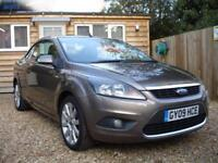 FORD FOCUS CC3 2009 Petrol Manual in Beige