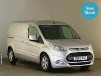 2016 Ford Transit Connect 1.5 TDCi 120ps Limited Long Wheelbase L2H1 Van PANEL V