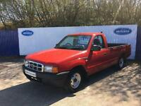 2001 51 Ford Ranger 2.5D 4x2 Regular Cab Diesel Pick Up