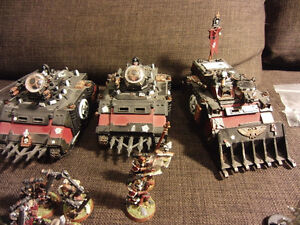 Selling off a warhammer 40k Battle Sister/Inquisition lot. Edmonton Edmonton Area image 9