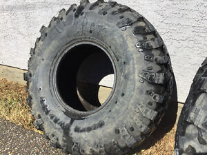 "36 x 13.5 - 15"" IROK Super Swampers - New Condition"