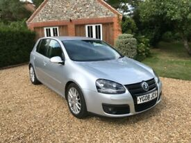 Golf TSI GT Sport 2008 Hatchback 1.4ltr Automatic petrol in silver