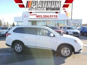2017 Mitsubishi Outlander SE 7 Seat- V6 AWD Bluetooth-Backup Ca