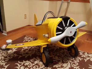 Wooden Airplane Pedal car Kingston Kingston Area image 2