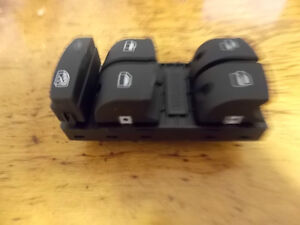 Audi A6 Window lift switch cluster
