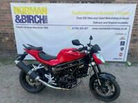 Hyosung GT 650 P, 2018, Pre-Reg, 200 miles from new