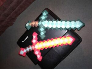 Minecraft Foam Swords