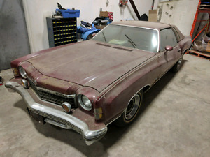 "1974 Monte Carlo ""Reduced"""