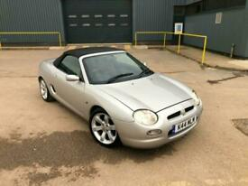image for 2000 MG/ MGF MGF 1.8i VVC 2 SEATER GOOD MOT PX WELCOME
