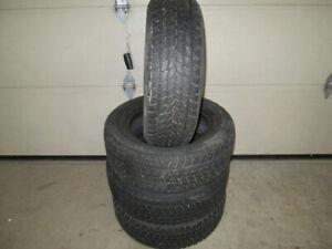 pneus hiver 195-65-15