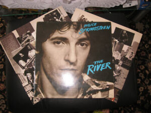 BRUCE SPRINGSTEEN -THE RIVER  2 LP