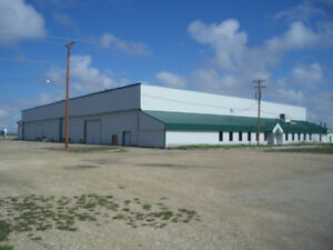 Large Warehouse or Manufacturing facility for Sale or Rent