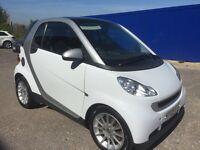 Smart ForTwo CABRIO PASSION 71BHP (aluminium/silver) 2009