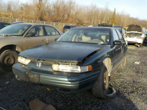 1997 Oldsmobile Cutlass Now Available At Kenny U-Pull Cornwall Cornwall Ontario image 1