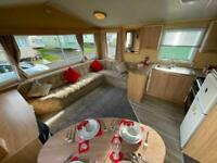 6 berth used static caravan for sale at Trecco Bay *free site fees for 2021*
